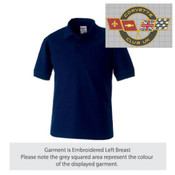 539BCC Jerzees Kid's Polo Shirt